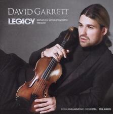Garrett,David - Legacy
