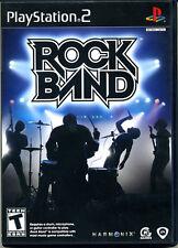 Rock Band - PS2 - Import US
