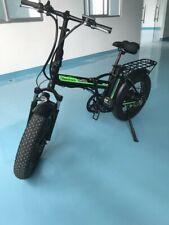 Bicicletta Bici Elettrica Pieghevole 500W pedalata assistita leggera e potente