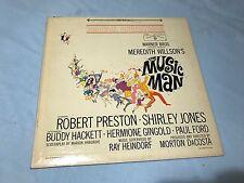 The Music Man Original Soundtrack Shirley Jones VG