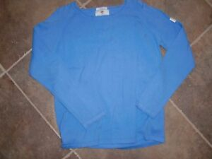 YOUTH/BOYS~ZARA~ KNITWEAR Blue 78%Cotton/22%Nylon  Sweaters Size M(11-12)~NICE~