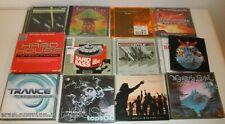 Lot CD Tiesto Forbidden Paradise MysteryLand Thunderdome Hard Bass House Trance