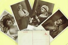 ROSS VERLAG - 1920s Film Star Postcards produced in Germany #615 to #649