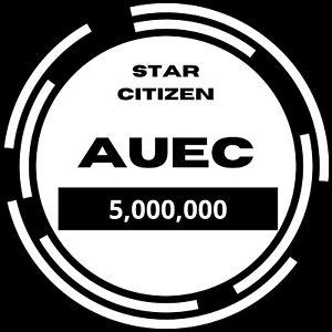 Star Citizen aUEC 5,000,000 Funds Ver 3.13.1 Alpha UEC