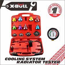 Universal Cooling System Radiator Pressure Tester  Leak DetectorGasket Test Kit