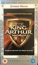 King Arthur - Directors Cut UMD Movie For Sony PSP Supplied Complete (FreePost)