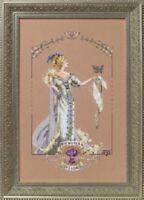 Lady Mirabilia Cross Stitch Chart