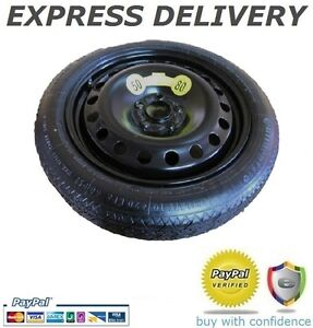 """18"""" SPACE SAVER SPARE WHEEL FITS CITROEN C5 AIRCROSS (2017-PRESENT DAY)"""