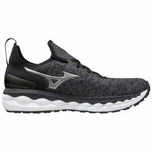 NEW Mizuno J1GC203403 WAVE SKY NEO Black Running Shoes for Men's