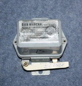 Volvo 140 164 1800 S.E.V. Lichtmaschinenregler charging relay NOS new old stock