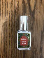 NEMAT Alcohol-Free FRAGRANCE New WHITE MUSK 5 ml