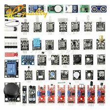 45 in 1 Sensor Modules Starter Kit for Arduino Upgrade 37 sensor kit S180