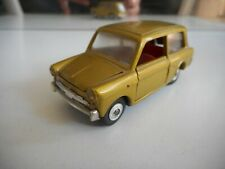 Politoys - M Fiat Bianchina Panoramica in Gold on 1:43