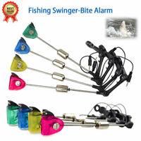 LED Pro Illuminated Fishing Swinger Bite Indicator Carp & Pike Fishing-4 Colors