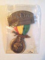 1964-65 New York World's Fair Masonic Badge/Medal (NY skyline)