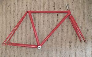 small track frame Reynolds 531