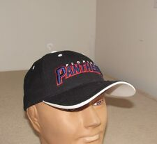 Florida Panthers NHL Hockey Black Baseball Hat Adult One Size FREE SHIP