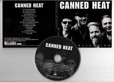 "CANNED HEAT ""The Collection"" (CD Digipack) 2008"
