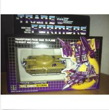 Transformers G1 Blitzwing reissue brand new Gift