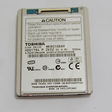 MK8010GAH 80gb Toshiba Hard Disk Drive HDD For Apple iPod Video Thick 5.5th Gen