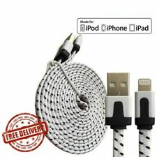 Long 3M USB Cable for iPhone 8 7 6S Plus XR 11 Pro Charger Strong Extension Lead