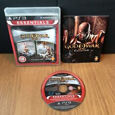 God Of War Collection - Classics HD Edition - Essentials Sony PlayStation 3 PS3