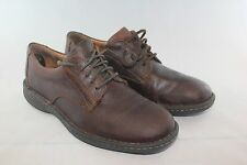 Born Kannon Mens Size 9.5 Brown Leather Oxfords Shoes Used