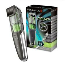 Remington Vacuum MB6850 Mens Hair Clippers Beard Trimmer Stubble Cordless Shaver
