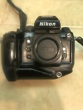 [Pro Favorite] Nikon F4 camera body with batteries