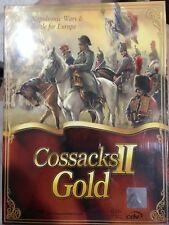 *BRAND NEW* PC Game COSSACKS II GOLD ( PC DVD ) ORIGINAL SEALED