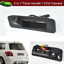 Trunk Handle +CCD Reverse Parking Camera For Mercedes Benz GLK260 GLK300 GLK350