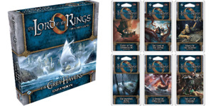 Lord of the Rings: The Grey Havens & Dream-chaser Cycle (NEW/SEALED) LOTR LCG