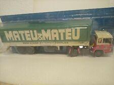 Colecccion Camiones Pegaso Pegaso 2080/50 Mateu & Mateu (1972) 1/43