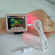 650nm laser therapy Wrist Diode LLLT for diabetes hypertension treatment