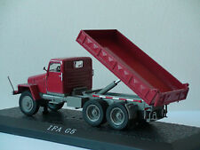 IFA G5  1:43 Ixo Atlas Editions diecast German truck from DDR era