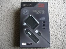 Brand New XtremeMac InCharge Travel Charging Kit for iPhone/ iPod IPD-ICT-10
