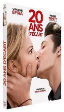 DVD *** 20 ANS D'ECART *** avec Virginie Efira Pierre Niney  (neuf sous blister)