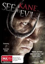 See No Evil (DVD, 2008) VGC Pre-owned (D105)