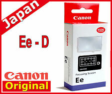 New! Canon Ee-D Grid-type Focusing Screen for Canon EOS 5D Camera Factory Sealed