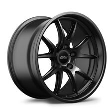 APEX ALLOY WHEEL FL-5 18 X 9.5 ET35 SATIN BLACK 5X120MM 72.56MM