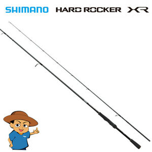Shimano HARD ROCKER XR S72L Light fishing spinning rod 2020 model