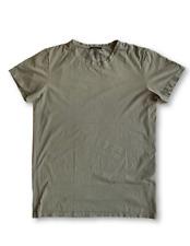 Balmain Distressed Crewneck T-Shirt - Large