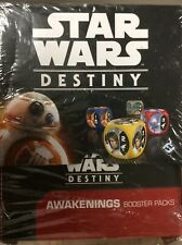 Star Wars Destiny Awakenings Booters Packs FFG New