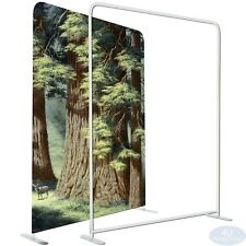 5x8ft Ez Tube Fabric Display Frame Straight Booth Show Standhardware Only