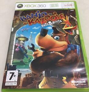 Banjo-Kazooie Nuts & Bolts - Xbox 360 Video Game - PAL