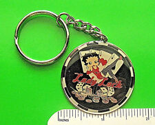 BETTY BOOP Lady Luck - keychain  key chain GIFT BOXED