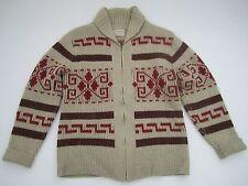 Mens Large Pendleton High Grade Cowichan Big Lebowski The Dude wool sweater