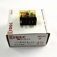 IDEC RJ2S-CL-D24 Relay Plug-In DPDT 8A 24VDC New
