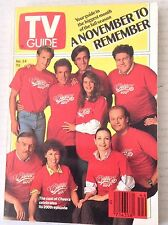 Tv Guide Magazine Cheers 200th Episode November 3-9 1990 042317nonrh