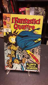 Fantastici Quattro #93 Editoriale Corno 1974 discreto resa